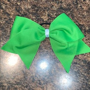 Accessories - Lime Green Bow
